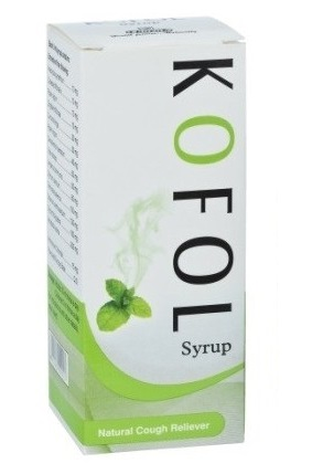 KOFOL SF SYRUP 100ML