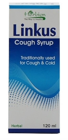 LINKUS COUGH SYRUP 120ML