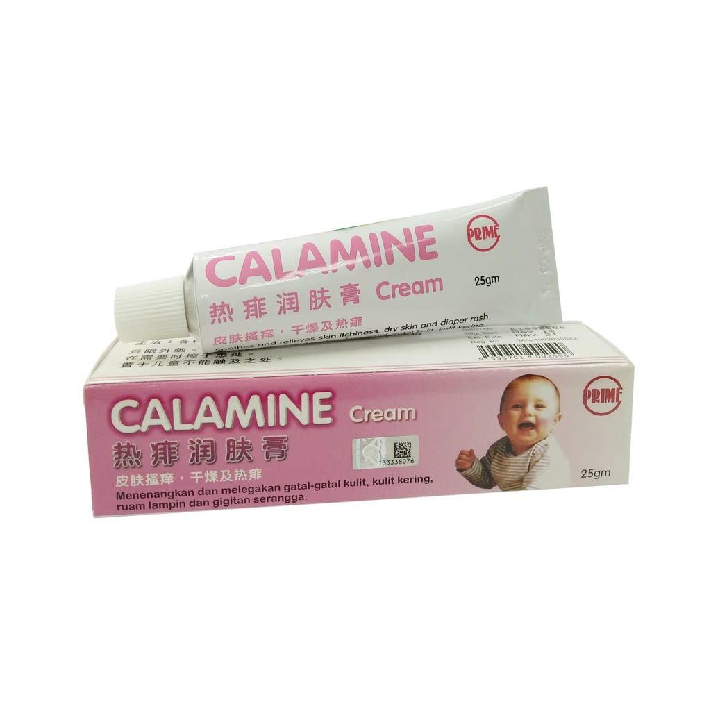 CALAMINE CREAM 25G (PRIME)