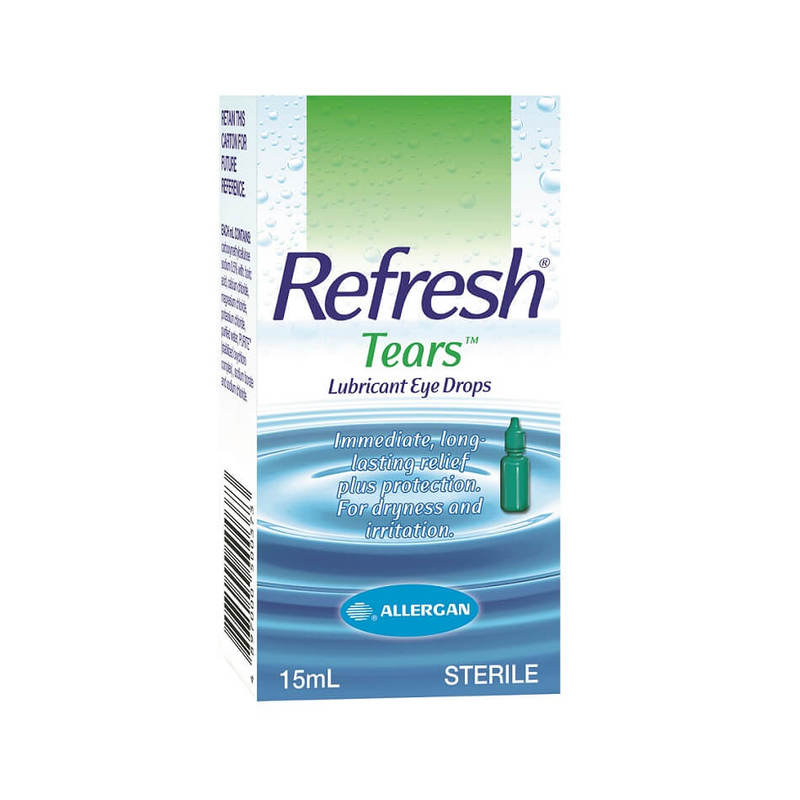 REFRESH TEARS EYE DROP 15ML
