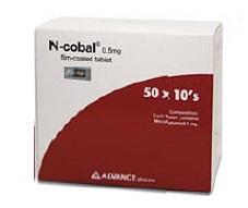 N-COBAL 0.5MG