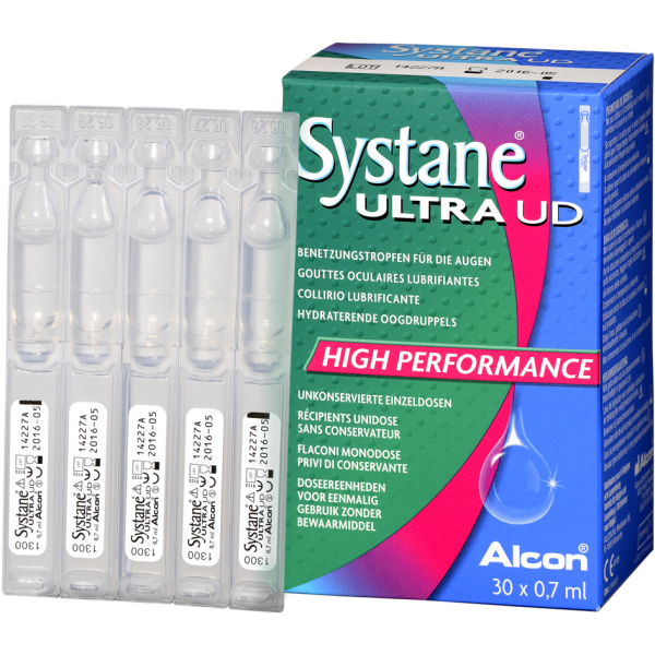 SYSTANE ULTRA UD 0.5ML 24'S