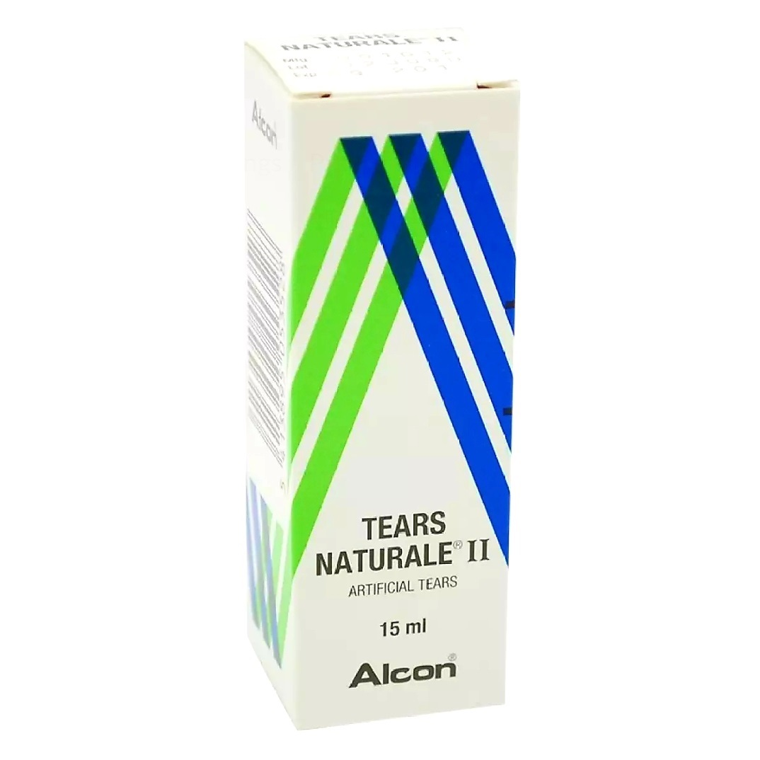 TEAR NATURALE II 15ML