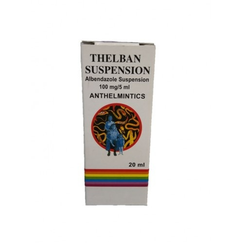 THELBAN 100MG/5ML SYRUP 20ML