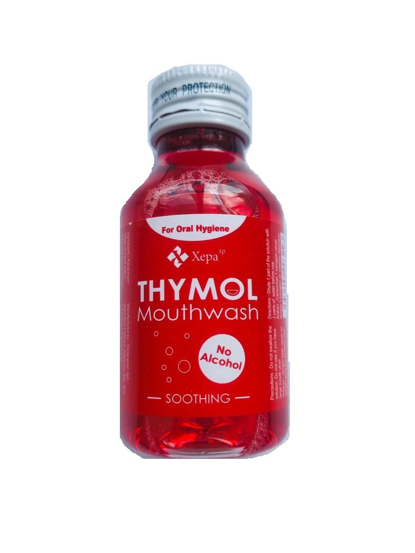 THYMOL GARGLE MOUTH WASH 60ML