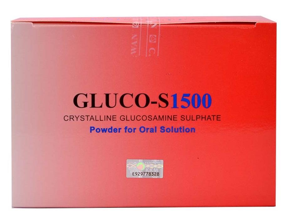 GLUCO-S POWDER
