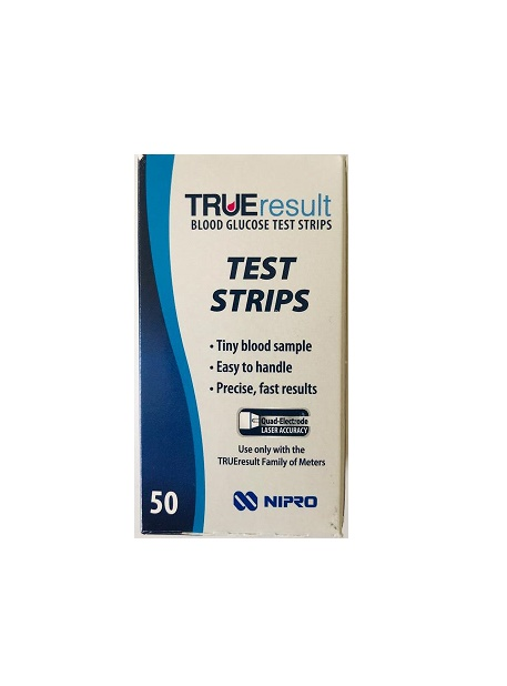 TRUE RESULT TEST STRIP