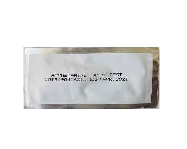 AMPHETAMINE TEST STRIP