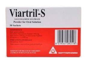 VIARTRIL-S 1500MG POWDER (GLUCOSAMINE)