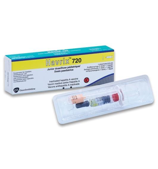 HAVRIX HEPATITIS A VACCINE (ONLINE PROMO)