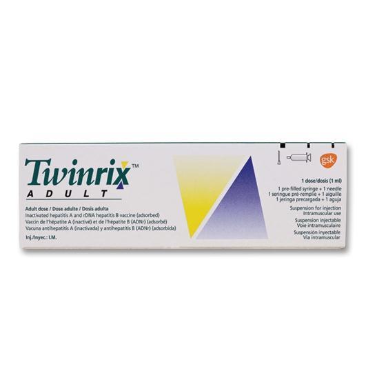 TWINRIX HEPATITIS A & B VACCINE (ONLINE PROMO)