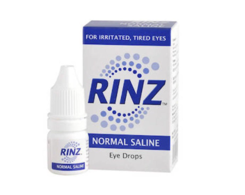 RINZ MOIST EYE DROP 5ML
