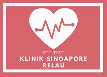 KLINIK SINGAPORE RELAU - RESTING ECG