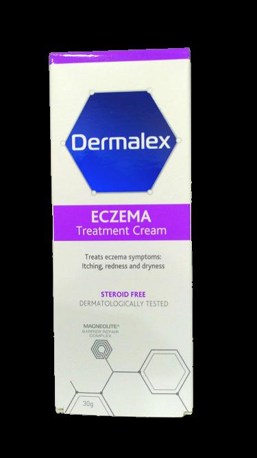 DERMALEX ECZEMA 30G