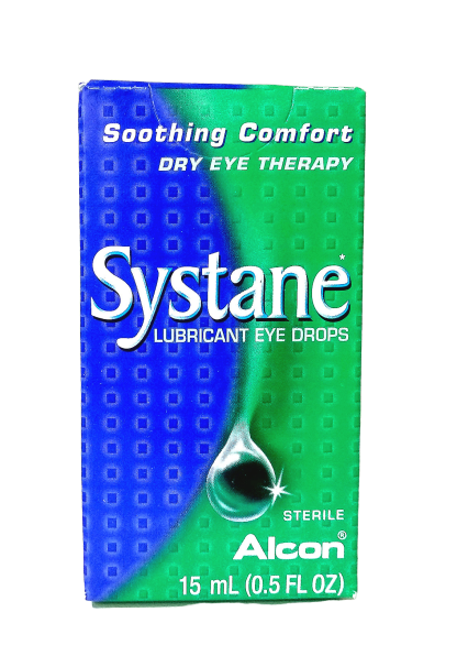 SYSTANE LUBRICANT DROP 15ML