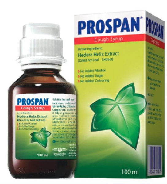 PROSPAN SYRUP 100ML