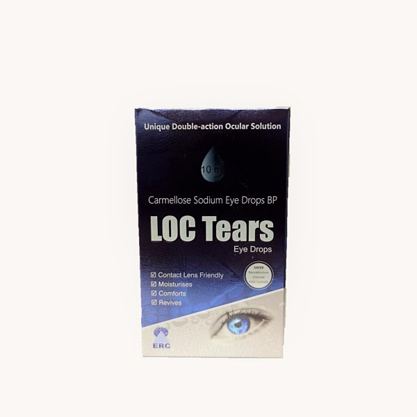 LOC TEARS EYE DROP 10ML