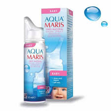 AQUA MARIS BABY NASAL SPRAY