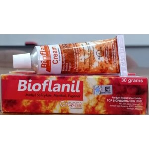 BIOMUSCLAX (BIOFLANIL) CREAM 30G