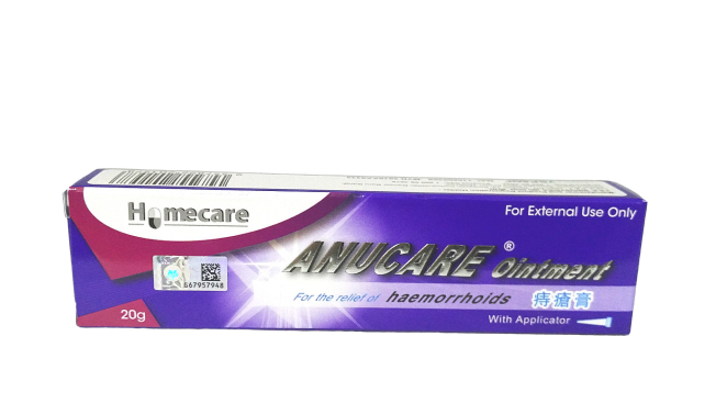 ANUCARE OINT 20G (Y)