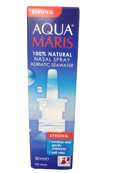 AQUA MARIS STRONG NASAL SPRAY