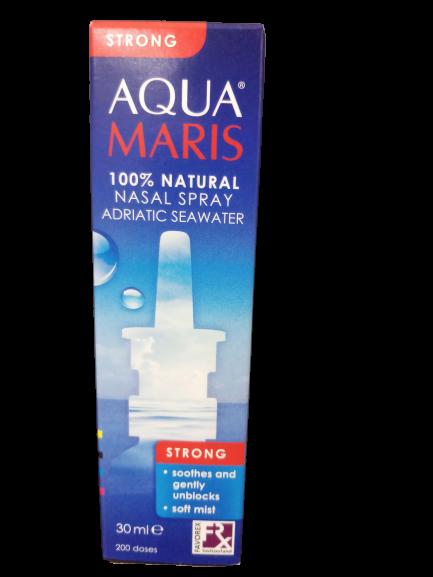 AQUA MARIS STRONG N/S 30ML (D)